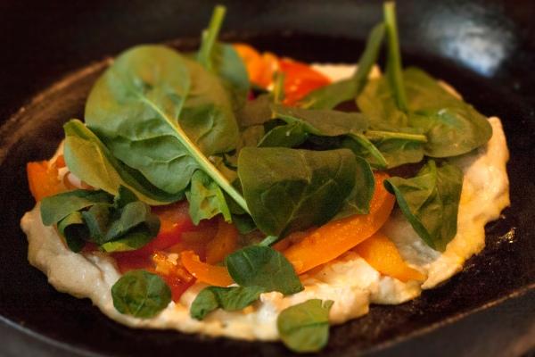 vegan-tofu-omelette-pan