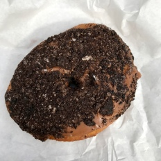 My favourite doughnut - Considerate Chocolate