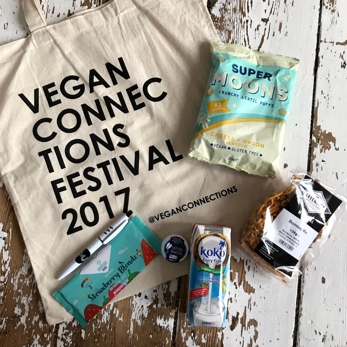 REVIEW: Vegan Connections, Glasgow
