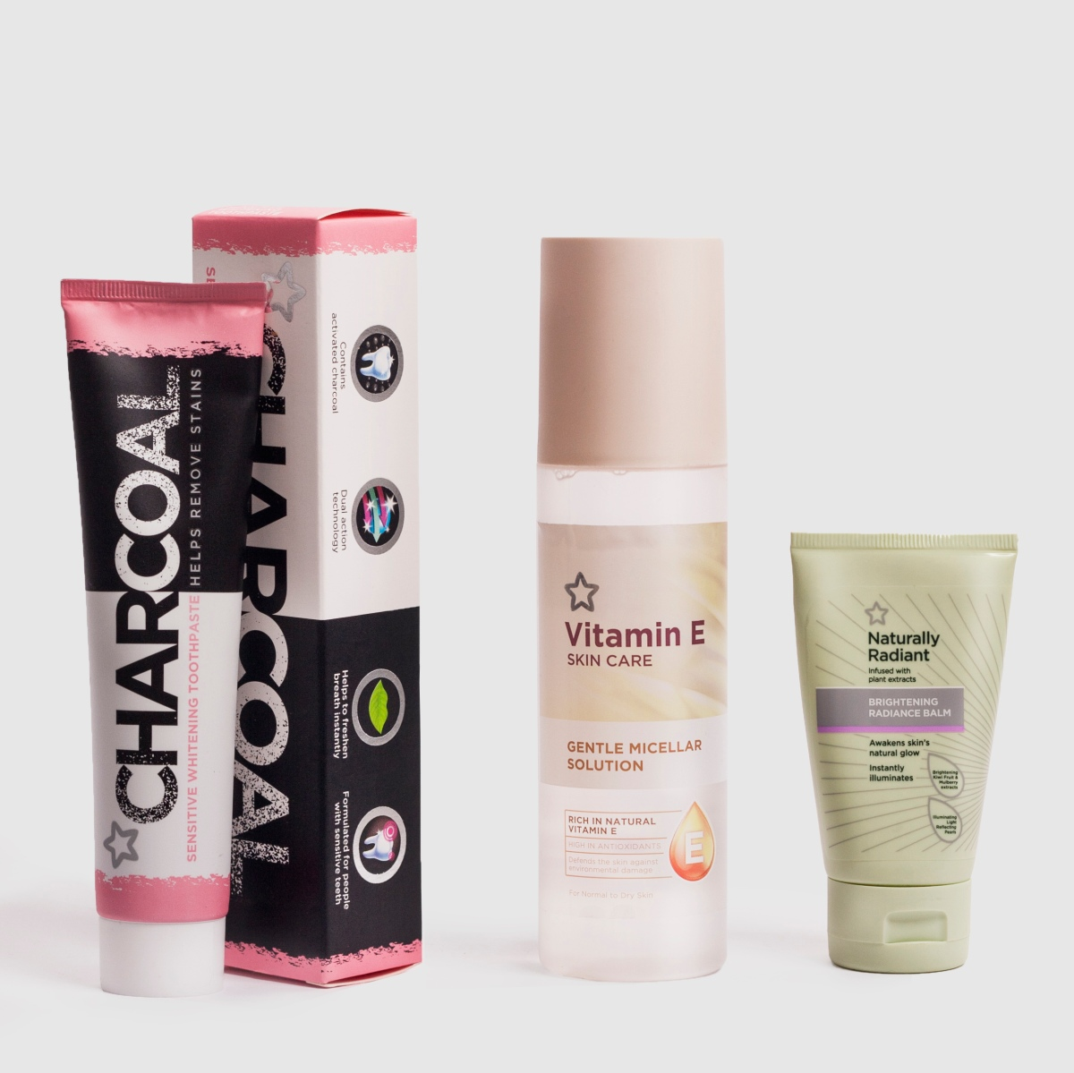 BEAUTY: Top 3 products from Superdrug