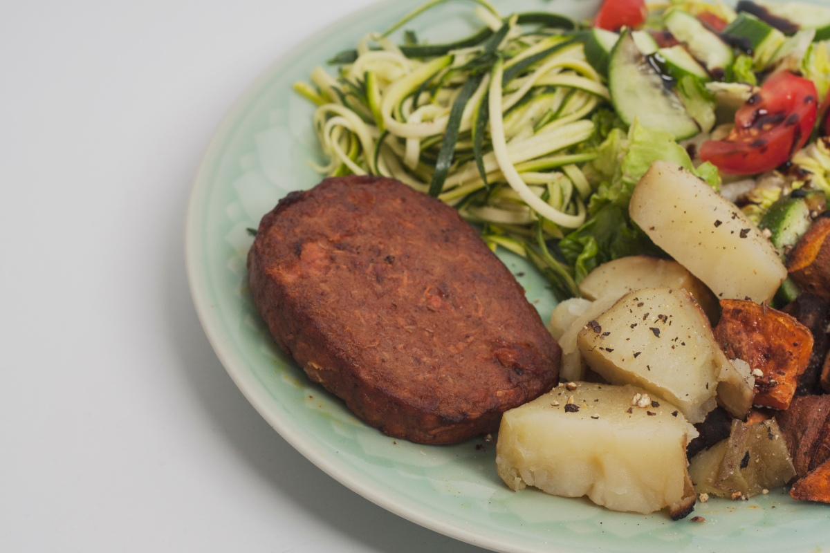 REVIEW: The vegan steak