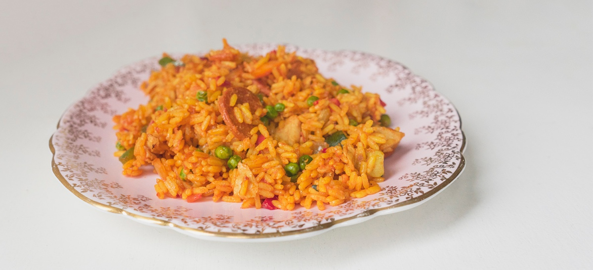 MEAL: The Iceland paella